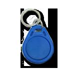 NFC-Schlüsselanhänger blau