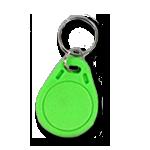NFC-Schlüsselanhänger gruen