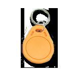 NFC-Schlüsselanhänger orange