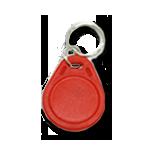 NFC-Schlüsselanhänger rot